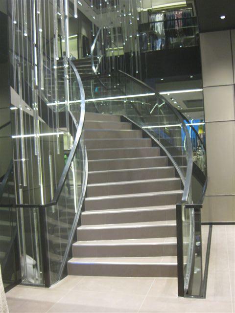Trap Leidsestraat