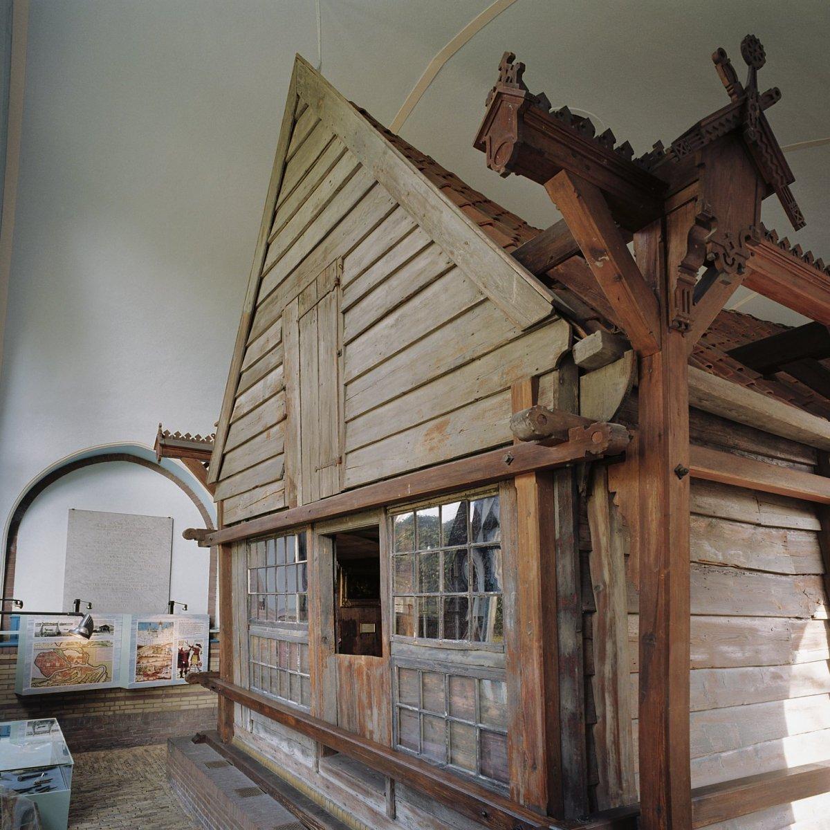Renovatie Czaar Peterhuisje