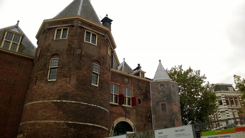 """Excursie F3O, """"De Waag"""""""