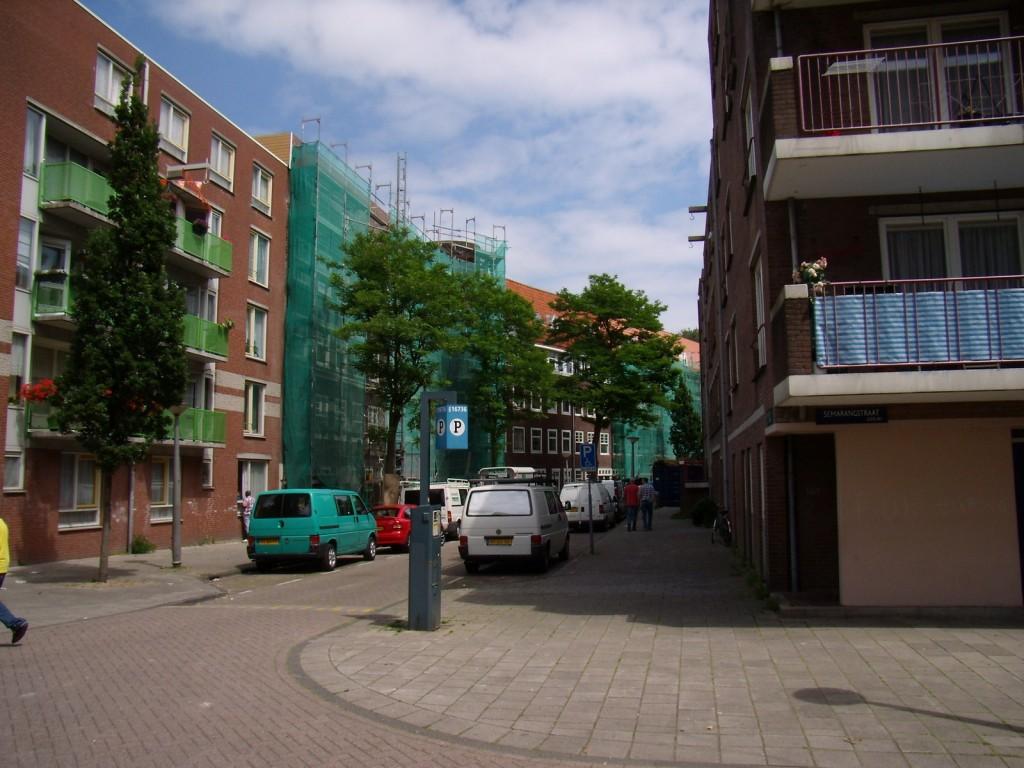 Renovatie Batikblokken te Amsterdam