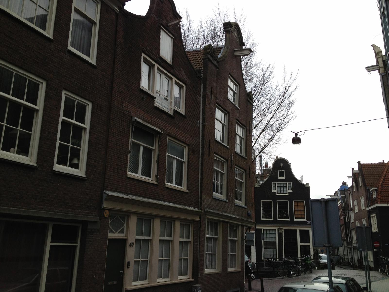 Voorgevel-Dijkstraat