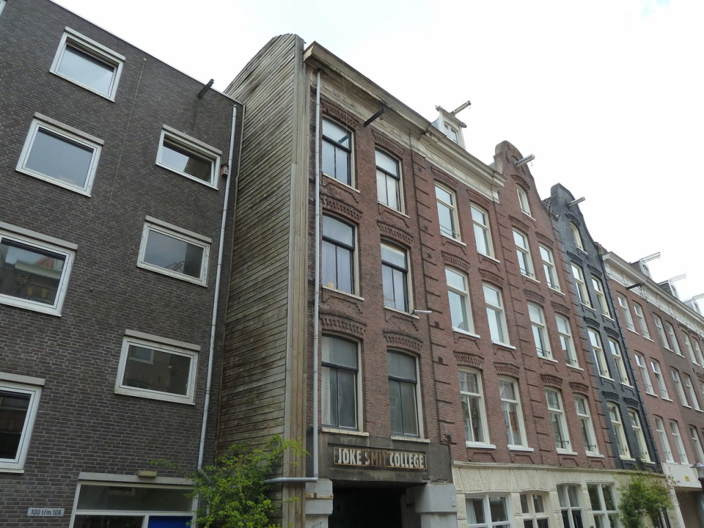 Funderingsherstel Amsterdam, Frederikstraat 28