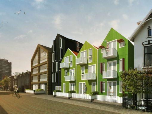 Vinkenstraat 40-44 te Zaandam