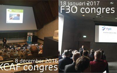 KCAF en F3O congres